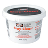J.W. Harris Stay-Clean&Reg; Paste Soldering Flux, Tub, 1 Lb JWH 348-SCPF1