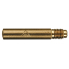 Tweco Weldskill Contact Tip, 0.035 In Wire, 0.044 In Tip, Standard, M6 X 1.0 Thread TWE 358-1110-1142