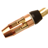Bernard Contact Tip, 0.023 In Tip, Contact Tip, Non-Threaded Tapered Base BER 360-T-023
