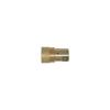 Bernard Centerfire Diffusers, Gas Diffuser, Brass, For Q-Gun; Mig Guns BER 360-DS-1T