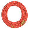 WeldCraft Braided Power Cable - 45V04Rr, Use With W-250 Series Torches, 25 Ft WLC 366-45V04RR