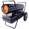 HeatStar Portable Kerosene Forced Air Heaters, 210,000 Btu/H, 14 Gal, 110 V ORS 373-HS210KT
