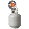 HeatStar Portable Propane Radiant Heaters, 14,000 Btu/H, 1.5 H ORS 373-MH15T