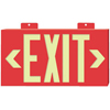 Jessup Glo Brite® Eco Framed Exit Signs JSS 397-7011