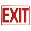 Jessup Glow In The Dark Exit Signs 397-EG-7520-F-101-RN