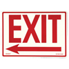 Jessup Glow In The Dark Exit Signs 397-EG-7520-F-103-RP