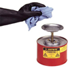Justrite Plunger Cans JUS 400-10308