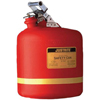 Justrite Nonmetallic Type l Safety Cans for Flammables JUS 400-14561