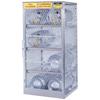 Justrite Aluminum Cylinder Lockers JUS 400-23009