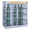Justrite Aluminum Cylinder Lockers JUS 400-23007