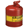Justrite Type I Safety Cans JUS 7125100