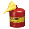 Justrite Type I Safety Cans JUS 400-7150110