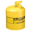Justrite Type I Safety Cans JUS 400-7150200