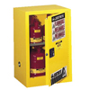 Justrite Yellow Countertop & Compac Cabinets JUS 400-891200