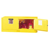Justrite Yellow Piggyback Safety Cabinets JUS 400-891720