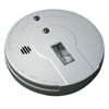 Kidde Hallway Battery Operated Smoke Alarm, Smoke/Heat From Ionization Fire KID 408-0918E