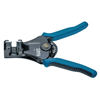 Klein Tools Katapult Wire Stripper/Cutters, 6 5/8 In, 8-22 Awg, Blue/Black KLT 409-11063W