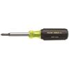 Klein Tools 5-in-1 Screwdriver/Nut Driver KLT409-32476