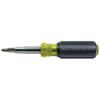 Klein Tools 11-in-1 Screwdriver/NutDriver w/ Cushion Grip ORS 409-32500