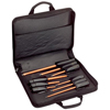 Klein Tools 9 Piece Cushion Grip Insulated Screwdriver Kits KLT 409-33528