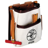 Janitorial Carts, Trucks, and Utility Carts: Klein Tools - 5-Pocket Tool Pouches