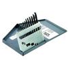 Klein Tools 15 Piece Jobber Length Drill Bit Sets KLT 409-53002