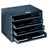 tool storage: Klein Tools - 6-Box Slide Racks