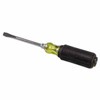 Klein Tools: Klein Tools - Heavy-Duty Slotted Keystone-Tip Cushion-Grip Screwdrivers