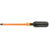 Klein Tools Insulated Heavy-Duty Keystone-Tip Screwdrivers KLT 409-602-4-INS