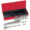 Klein Tools 20 Piece Socket Sets KLT 409-65508