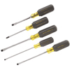 Klein Tools 5 Piece Cushion-Grip Screwdriver Sets KLT 409-85075