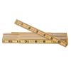 ruler: Klein Tools - Folding Wood Rules