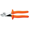 Klein Tools: Klein Tools - Insulated High-Leverage Diagonal Cutter Pliers