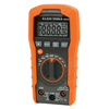 Electrical Tools: Klein Tools - MM400 Digital Multimeters, 19 Function, 32&Deg;F To 104&Deg;F, 10A (Ac/Dc)