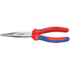 Knipex Long Nose Pliers with Cutters KNX 414-2621200