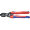 Knipex Cobolt Compact Bolt Cutter, 8 In, 1/4;1/8;3/16;7/32 Cut Cap, Lever W/Spring KNX 414-7112200