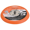 Dynabrade Non-Vacuum Disc Pad, 5 In X 5/16 In - 24, Black ORS 415-56106