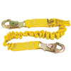 Lewis Manufacturing Co. Single Position Retractable Lanyards LWM 418-25-1005