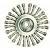Advance Brush Full Cable Twist Single Row Knot Wheels ADB 410-82101