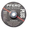 Pferd Type 27 SG Depressed Center Grinding Wheels PFR 419-61301