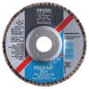 """Pferd: Pferd - Type 29 Polifan Sg Flap Discs, 7"""", 120 Grit, 5/8 Arbor, 8,600 RPM"""