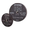Pferd Type 1 A-SG Small Diameter Grinding Wheels PFR 419-69442