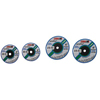 Abrasives: CGW Abrasives - Fast Cut - Type 1 Depressed Center Wheels