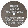 CGW Abrasives Type 1 Cut-Off Wheels, Air & Electric Die Grinders CGW 421-35507