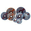 CGW Abrasives Depressed Center Wheel, 4 1/2 In Dia, 1/8 In Thick, 5/8 In Arbor, Pipeline CGW 421-35665