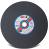Abrasives: CGW Abrasives - Fast Cut Type 1 Cut-Off Wheels, Stationary Saws