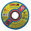 CGW Abrasives Quickie Cut™ Contaminate Free Cut-Off Wheels CGW 421-36302