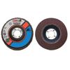 CGW Abrasives Flap Discs, A3 Aluminum Oxide, Reg, 4 1/2, 24 Grit, 7/8 Arbor, 13,300 RPM, T29 CGW 421-39420