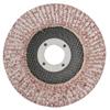 CGW Abrasives Flap Discs, Aluminum, Reg Thickness, T27, 4 1/2,60 Grit,5/8-11 Arbor,13,300 RPM CGW 421-43094