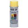 Krylon Industrial Work Day Enamel Paints, 16 oz Aerosol Can, Yellow ORS 425-A04406000